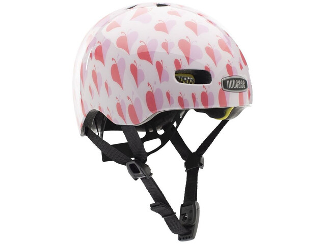 Nutcase Baby Nutty MIPS Helmet Infant love bug gloss